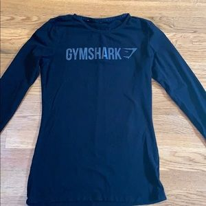 Gymshark long sleeve workout top